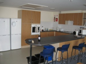 Belmont Flats Kitchen for Flat 24