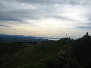 Te Mata Peak, Havelock North, Hawkes Bay, North Island, New Zealand