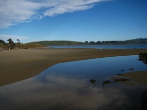Surat Bay, Catlins Coast, South Island, New Zealand