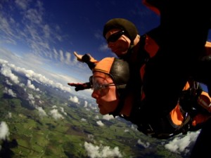 10,000 Feet above Kaikohe, Bay of Islands, North Island, New Zealand