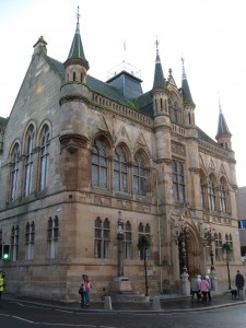 Inverness Town Hall
