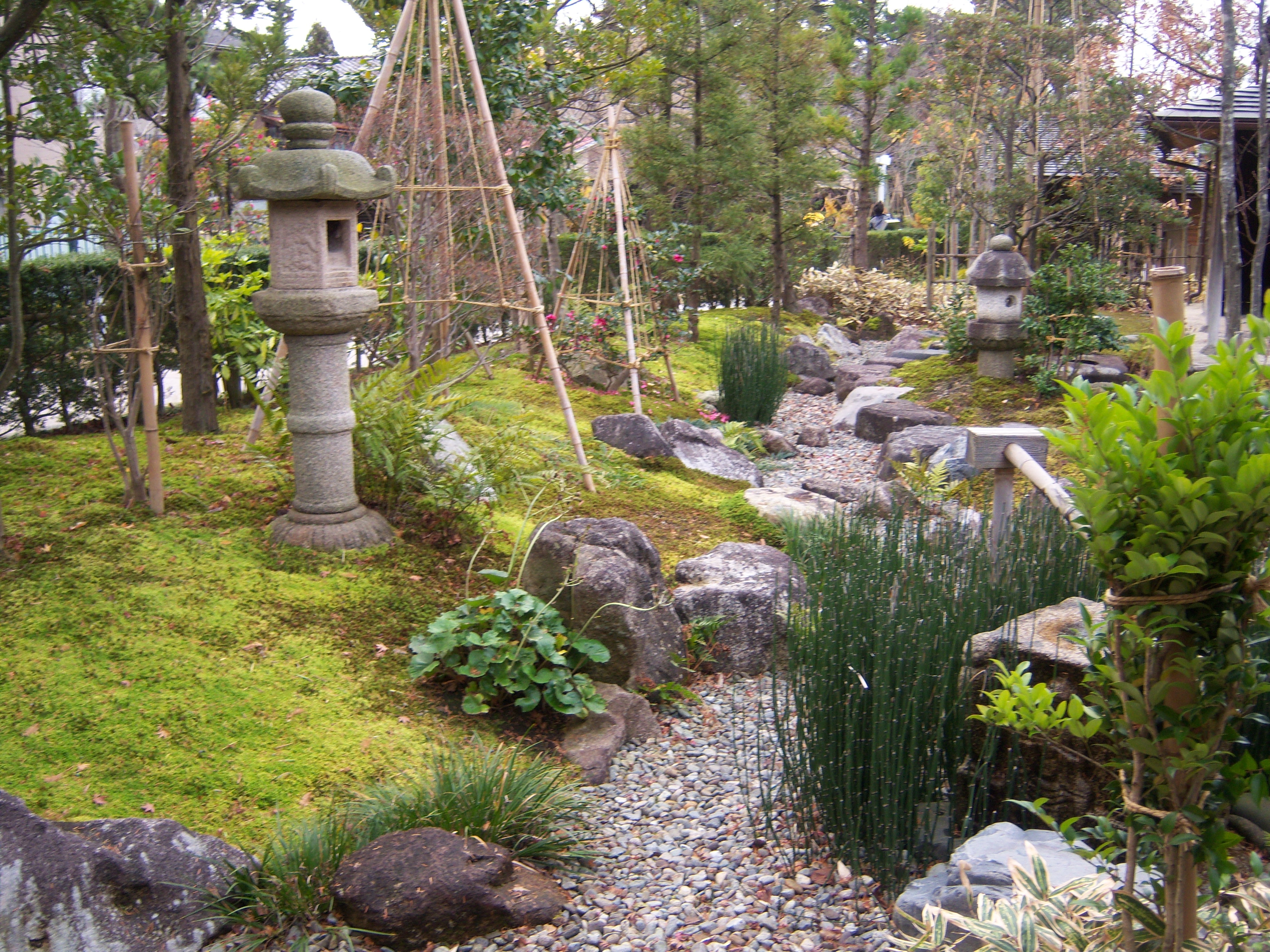 Study abroad blogs japanese noh theater performance for Japanese garden room