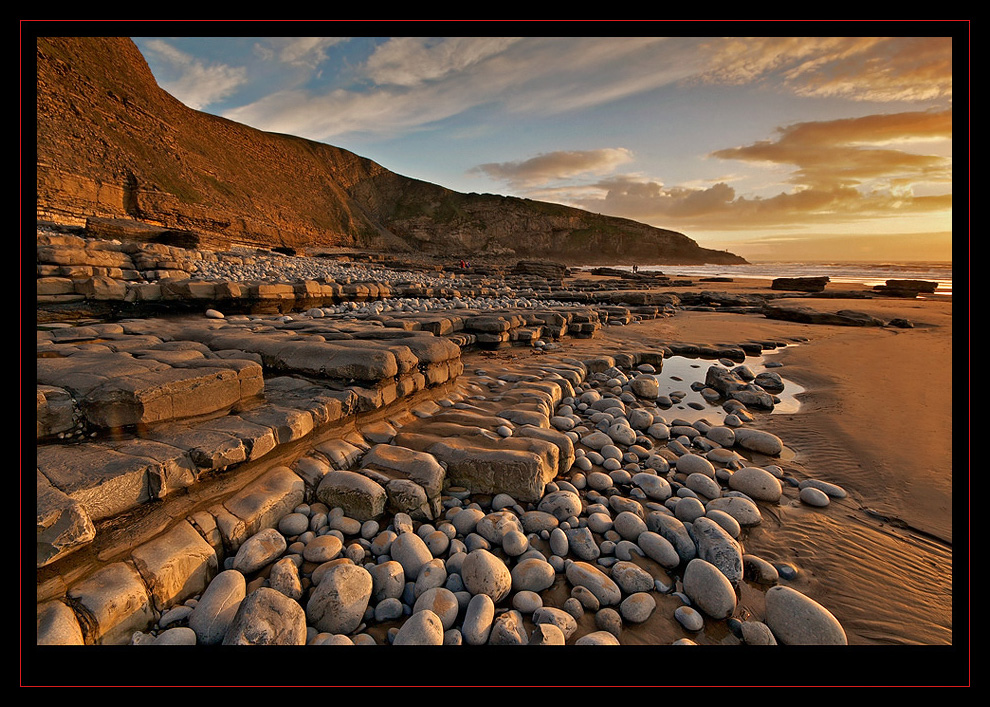 Study Abroad Blogs – Why Wales? Entry #16: Dunraven Bay