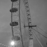 """London Eye/Millennium Wheel"""