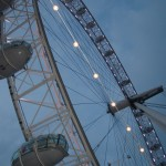London Eye In The Sky...