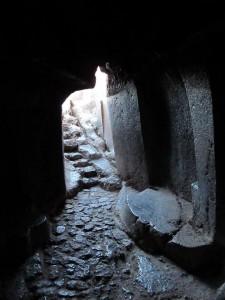 Inside Amaru Machay