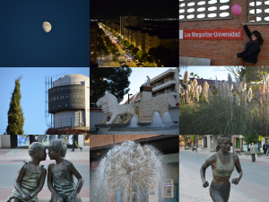 A simple sample of the Getafe sights I could never get tired of.