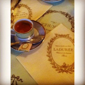 Caffè at Ladurée