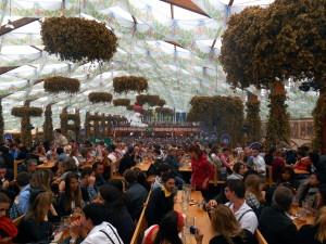 Inside Hofbräu