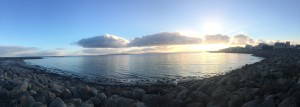 Feeling Wonderful on the Galway Bay