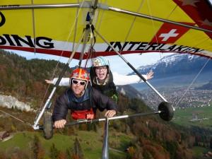 Hang gliding!!