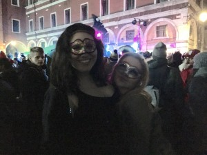#NPsocial in Venice for Carnival