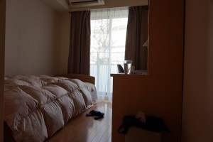 My room in Izumi International House