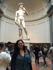 Michelangelo's the David