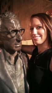 Me and Woody, my new Spanish, Asturian boyfriend