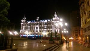 La Plaza de Escandalera, Oviedo