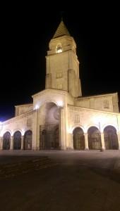 Church of San Pedro, Gijon, Asturias
