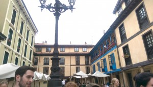 Dreaming in Spain, Oviedo