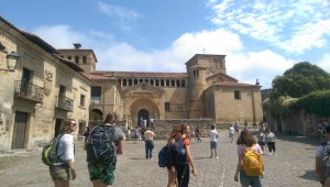 Dreaming in Spain, Santillana del Mar