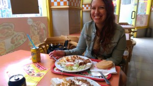 Dreaming in Spain, kebab restaurants are everywhere, as frequent as Taco Bell in USA, halal in many