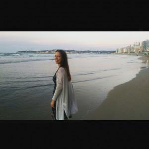 Gijón beach <3