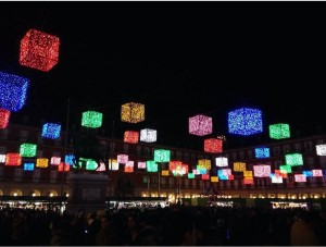 Plaza Mayor December 2015