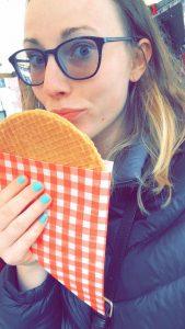 Stroop waffle