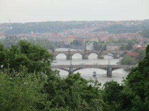 charles bridge letna