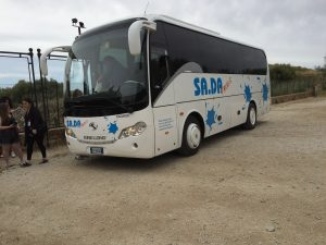 Our chariot through Sicily