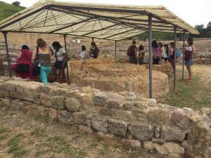 Visiting the underworld gods at the Sanctuary of the Chthonic deities at Morgantina