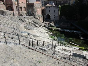 Catania: the Greco-Roman Theater