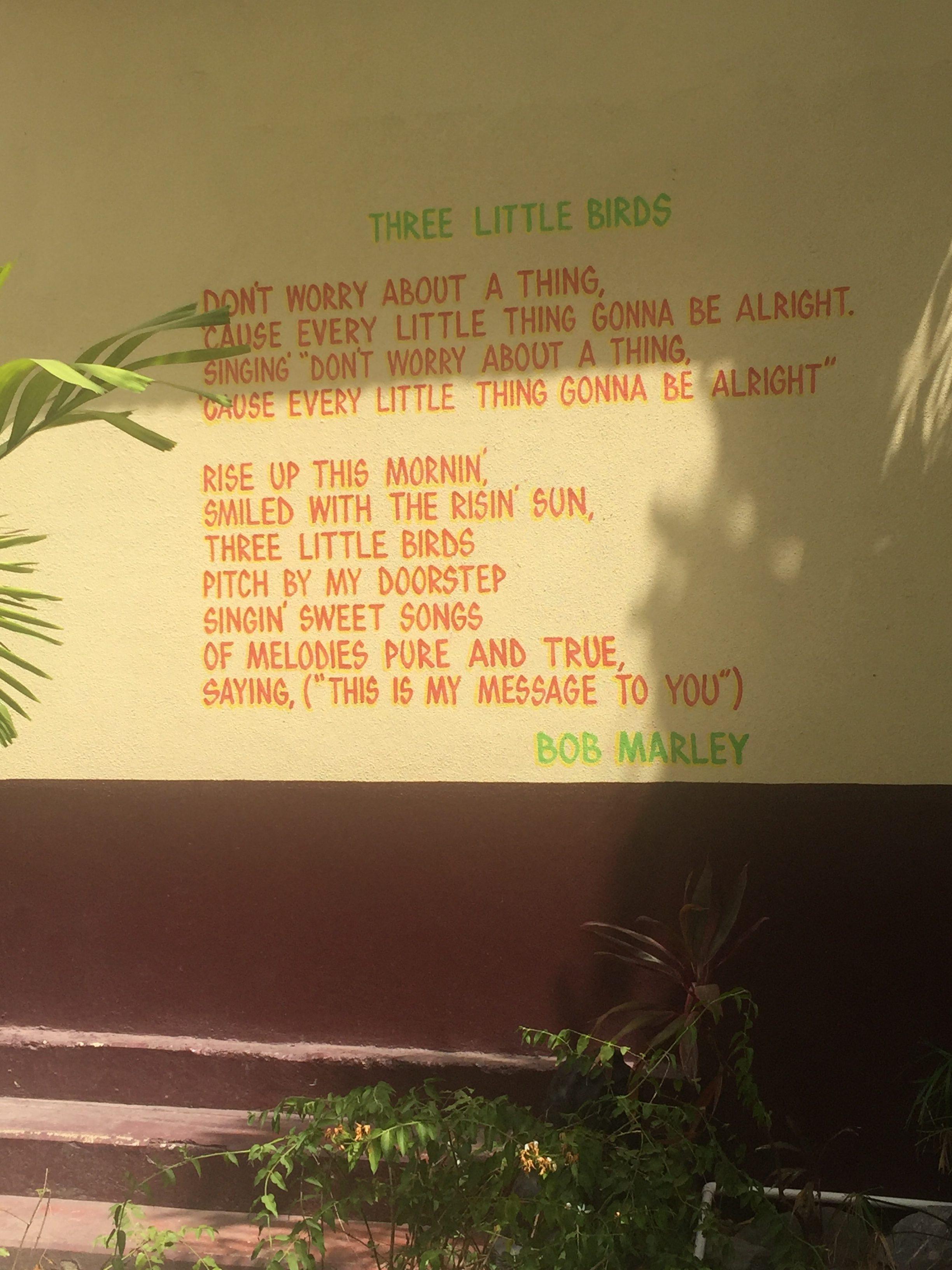 Jamaica Reggae Lyrics