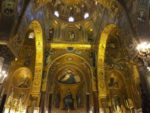 Palermo: The Cappella Palatina